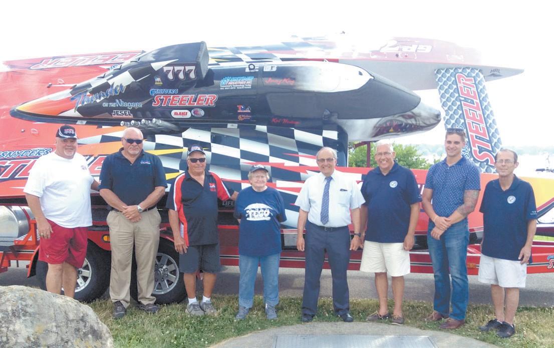 Pappas announces Thunder on the Niagara race details | Ken